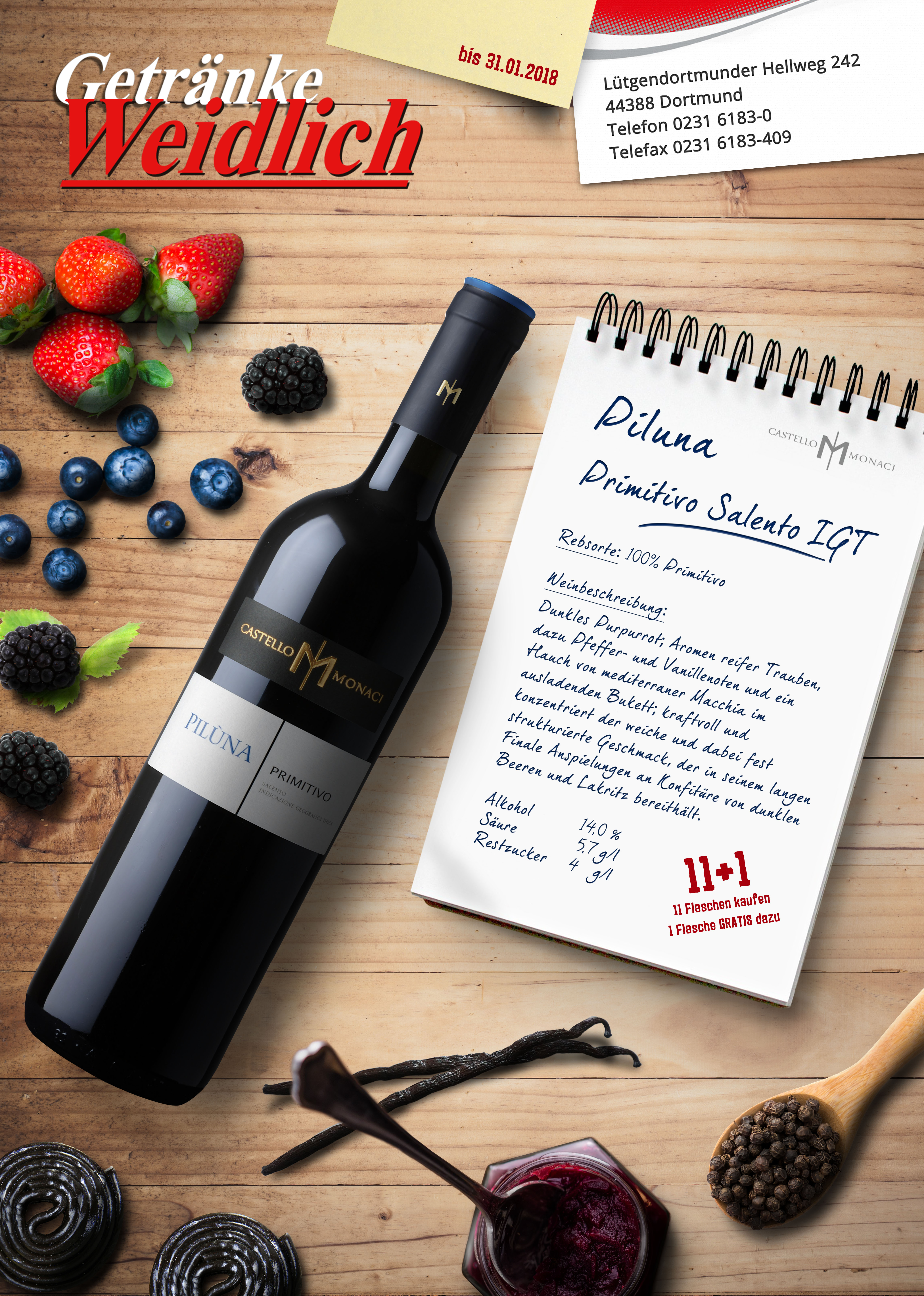 Wein – CrowGrafix